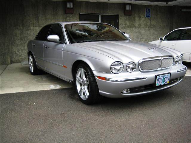 2004 jaguar xj8 silver black exceptional condition 27k 2005 Jaguar XJ8 Vanden Plas 2004 jaguar xj8 27 400 original miles one of a kind