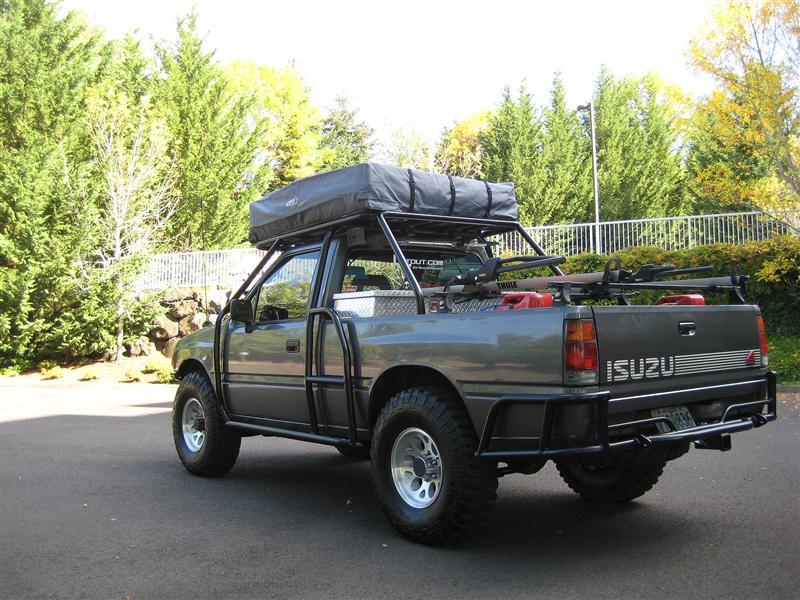1992 Isuzu Pickup   ARB Expedition Vehicle   Oregon   $10,000   Expedition  Portal