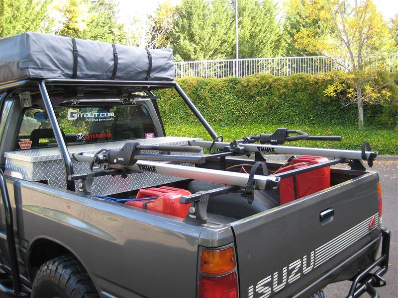 1992 Isuzu Pickup Arb Expedition Adventure Vehicle