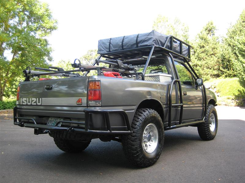 1992 Isuzu Pickup Arb Expedition Vehicle Oregon