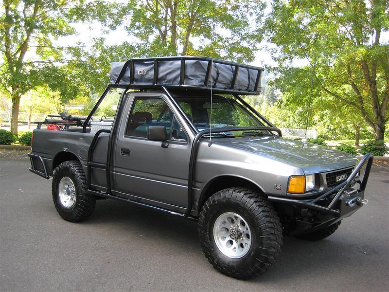 1992 Isuzu Pickup - ARB Expedition Vehicle - Oregon